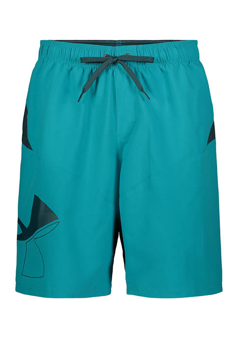 Under Armour® Tri Block Stripe Board Shorts