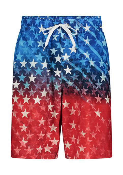 Under Armour® Americana Swim Shorts