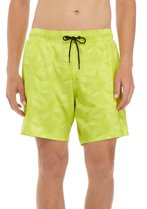 Geo Volley Swim Shorts