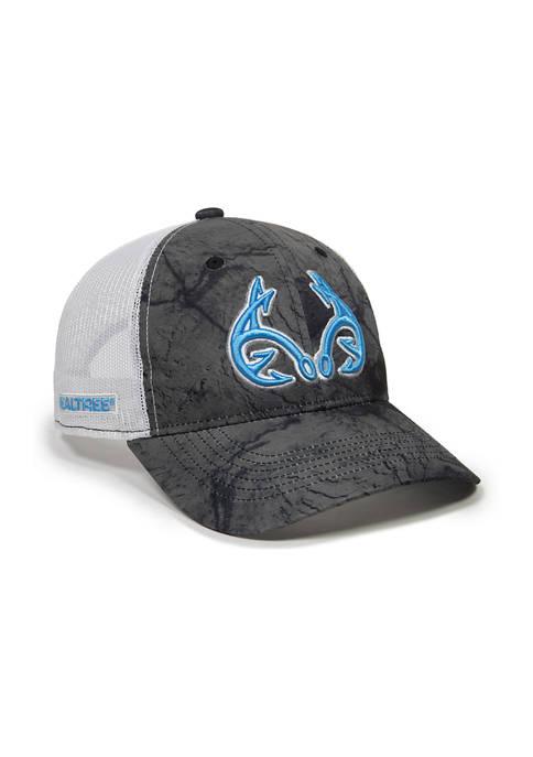 Ocean & Coast® Real Tree Blue Antler Hat