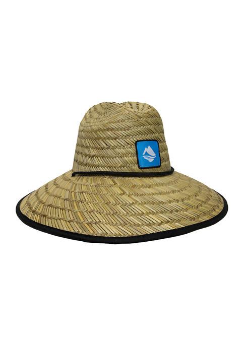 Ocean + Coast® Lifeguard Hat with Black Trim