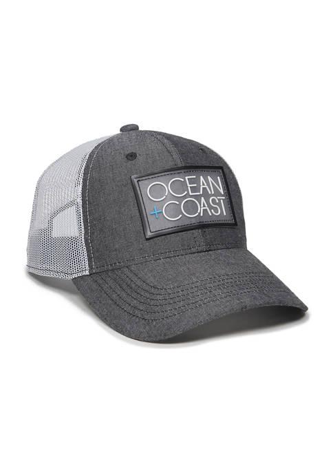 Ocean + Coast® Logo Front Hat