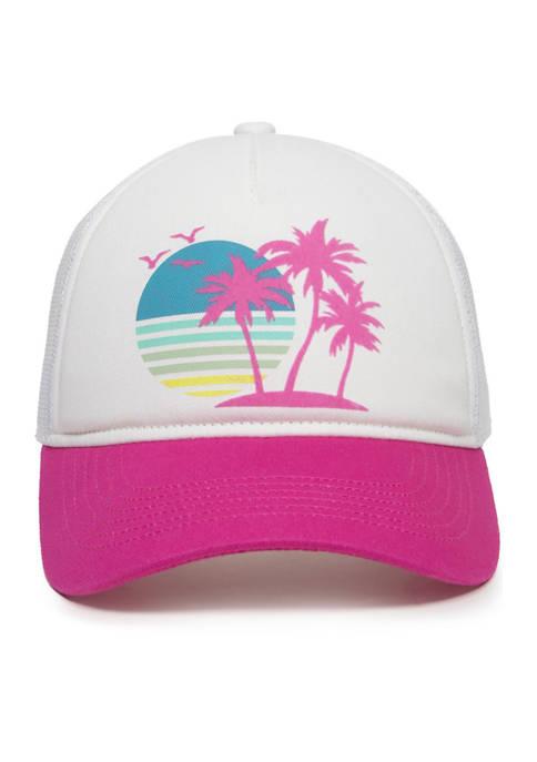 Cabana by Crown & Ivy™ Palm Tree Beach
