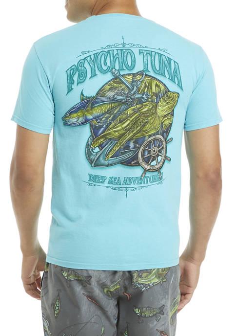 Deep Sea Adventures Graphic T-Shirt