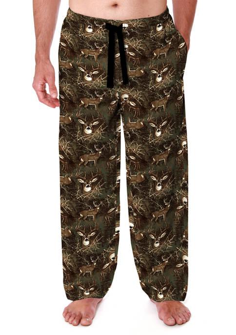 Ocean + Coast® Big & Tall Printed Pajama