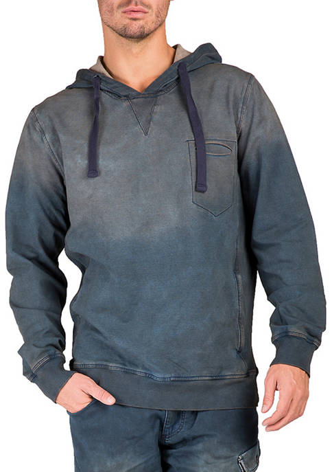 Rough and Rugged Pullover Hoodie