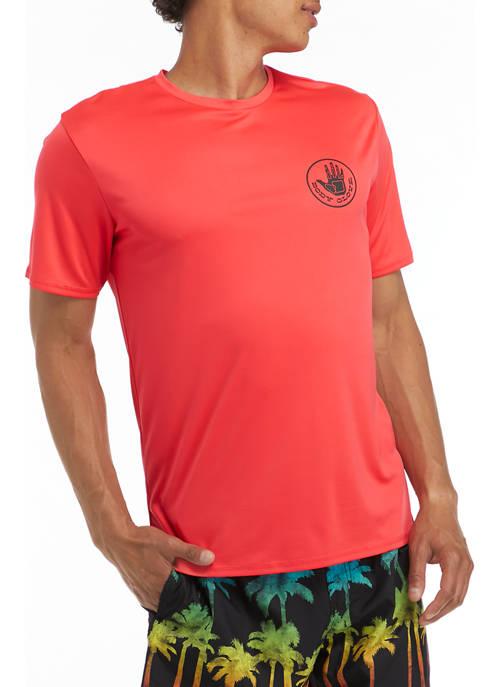 Body Glove® Short Sleeve Logo Swim T-Shirt