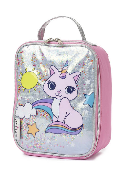 Delias Kitty Unicorn Lunch Bag