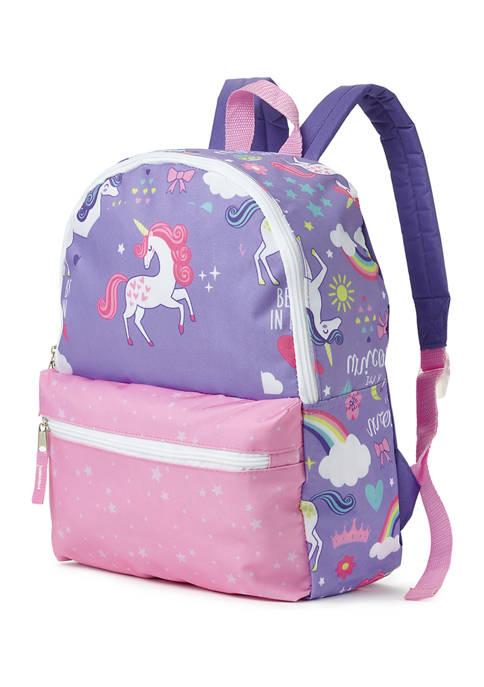 Unicorn Stars Backpack