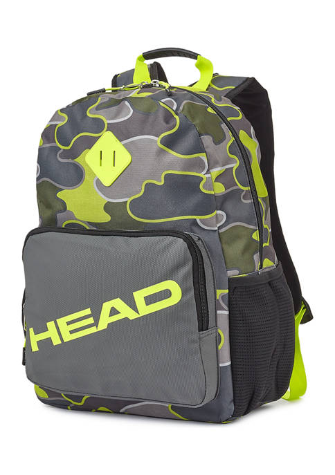 Head Camo Backpack