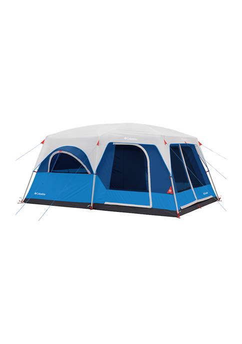 Columbia 10 Person FRP Cabin Tent