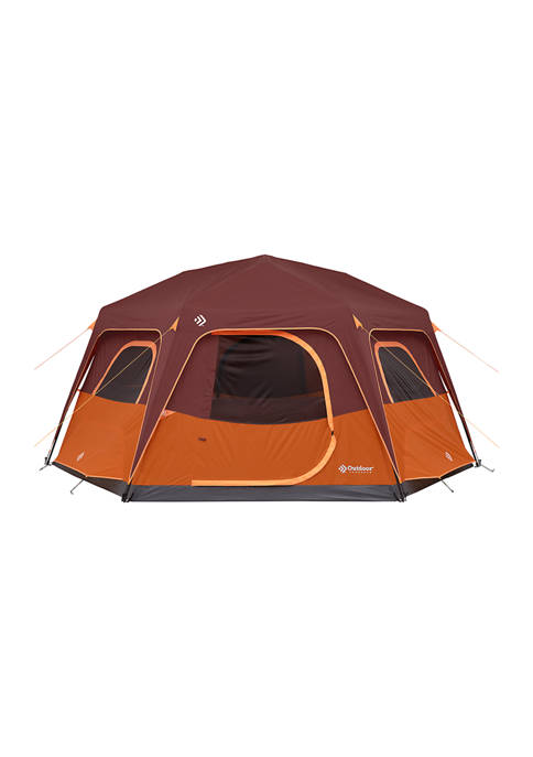 Outdoor Products 8 Person Instant Hexagon Tent with