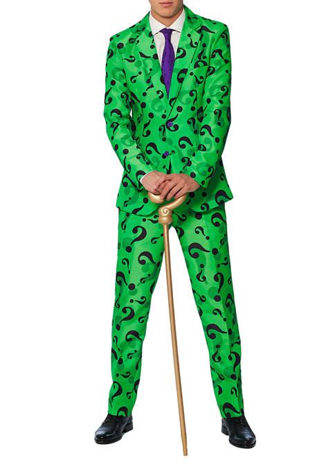The Riddler™ Licensed DC Comics Halloween Suit