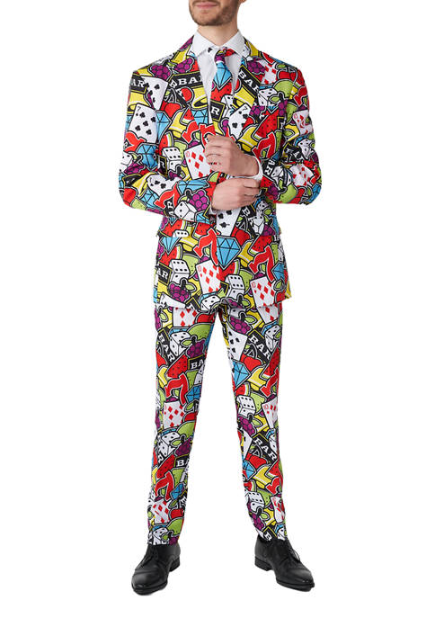 Suitmeister Casino Icons Poker Party Suit