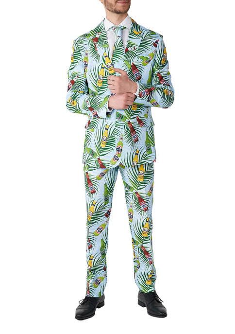 Tropical Beers Blue Party Suit