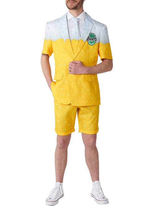 Suitmeister Premium Beer Yellow Party Summer Suit