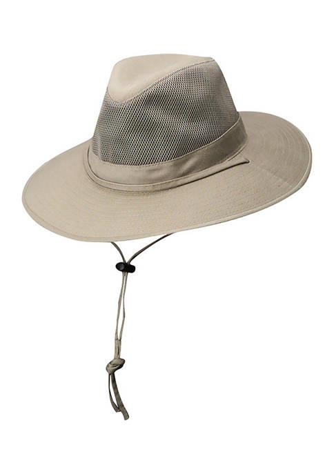 Solarweave Mesh Safari Hat