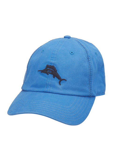 Tommy Bahama Marlin Stitched Hat