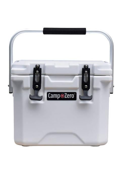 21.1 Quart Premium Cooler With Folding Aluminum Handle