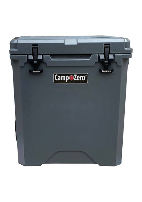 52 Quart Premium Cooler With Easy-Roll Wheels