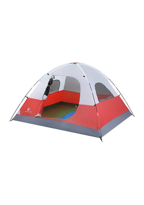 Alphacamp 3 Person Lightweight Waterproof Dome Camping Tent