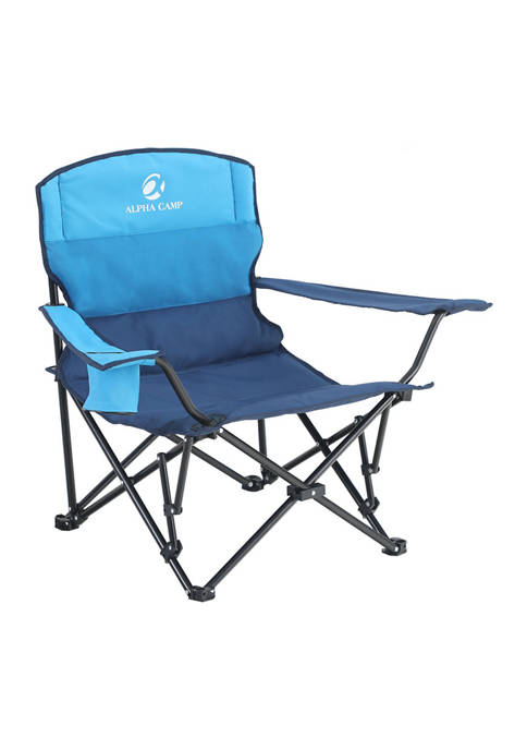 Alphacamp Folding Heavy Duty Oversized Camping Chair