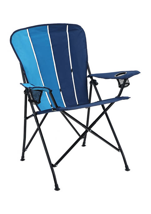 Alphacamp Folding Lightweight Oversized Camping Chair With Cup