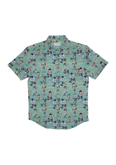 The Sandlot Whole Team Short Sleeve Graphic Shirt