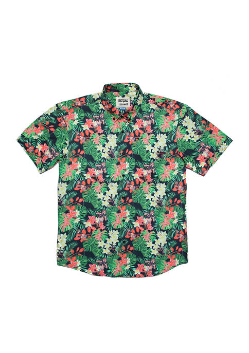 The Goonies Truffle Shuffle Short Sleeve Graphic Shirt
