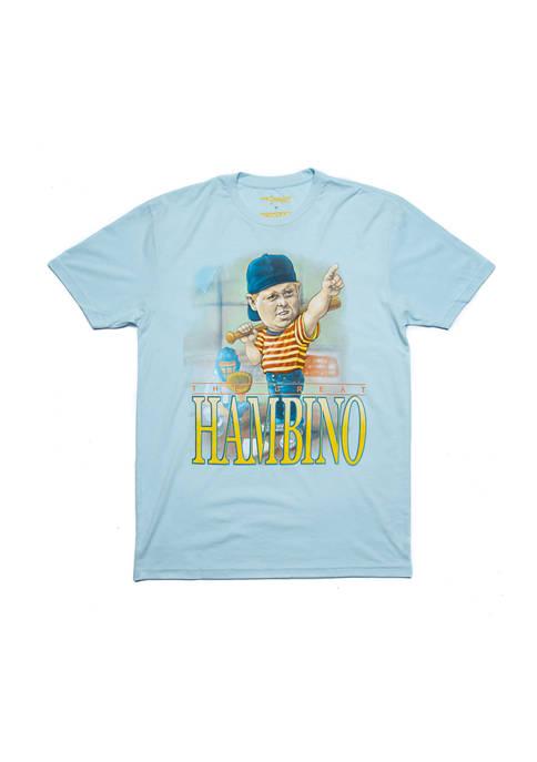 The Sandlot Great Hambino Crew Neck Graphic T-Shirt