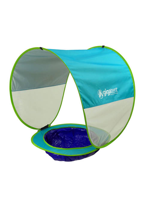 Giga Tent Pop Up Baby Beach Tent with