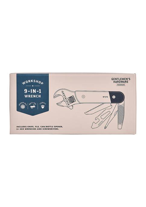 Gentlemen's Hardware Wrench Multi Tool