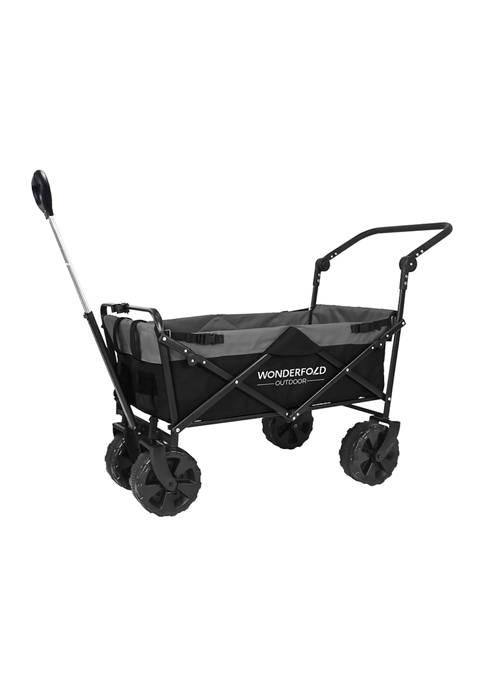 Push & Pull Outdoor Wagon