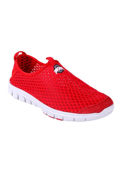 NCAA Ohio State Buckeyes Mesh Shoes