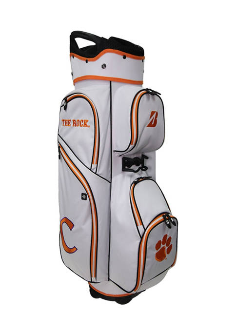 Bridgestone NCAA Clemson Tigers Cart Bag