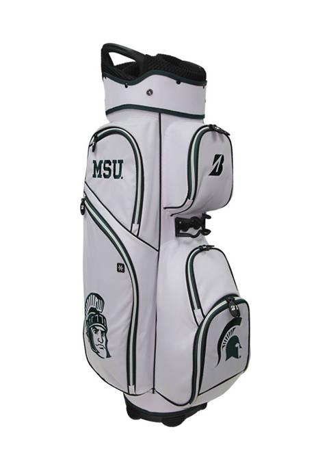 Bridgestone NCAA Michigan State Spartans Cart Bag
