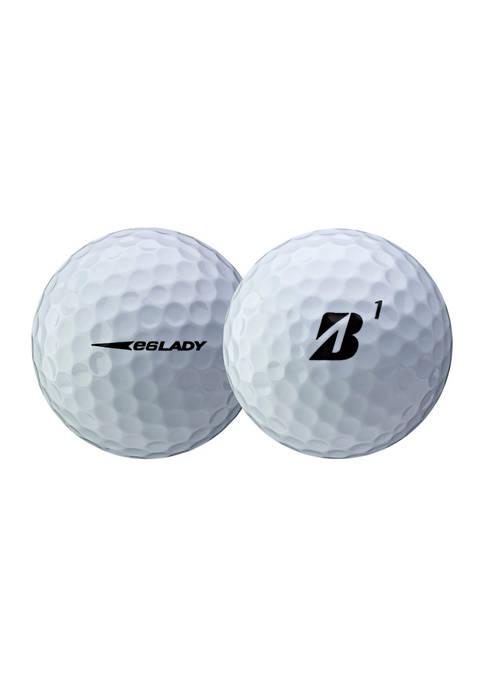 Lady Precept  Golf Balls -  Dozen