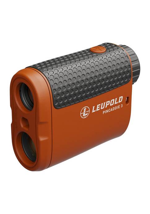 Leupold PinCaddie3 Rangefinding Monocular