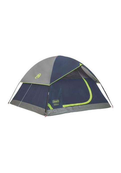 Coleman 7x7 3 person Sundome Tent C004