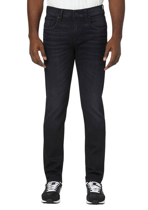 Hudson Denim Juniors Banner Slim Straight Pants