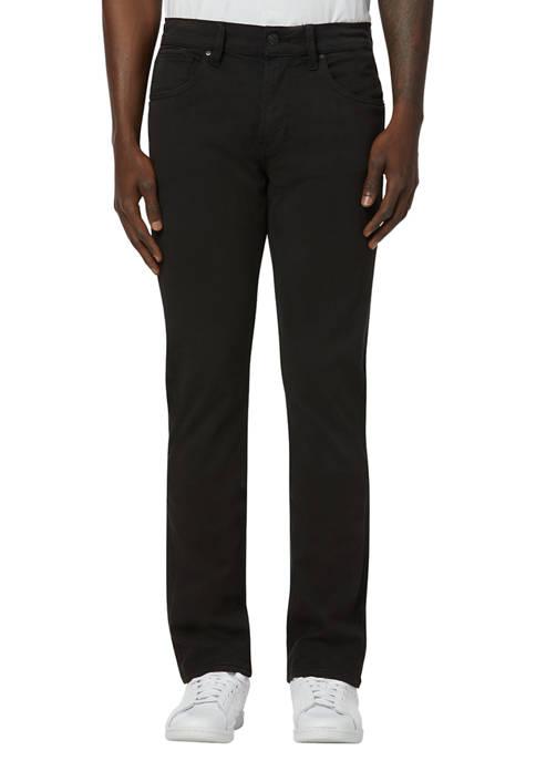 Hudson Denim Juniors Blake Slim Straight Pants