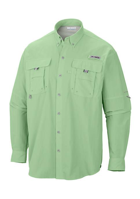 Big & Tall Bahama™ II Long Sleeve Shirt