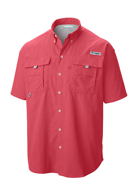 Columbia Bahama II Big Red Shirt