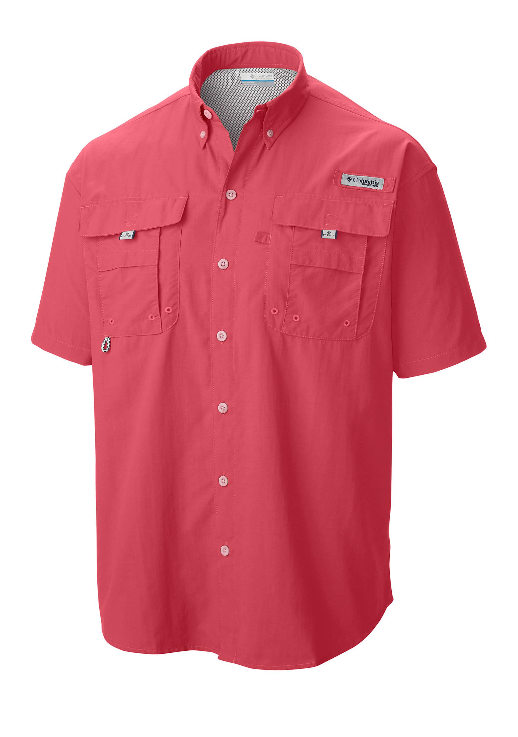 Columbia Big & Tall PFG Bahama™ II Short Sleeve Shirt | belk