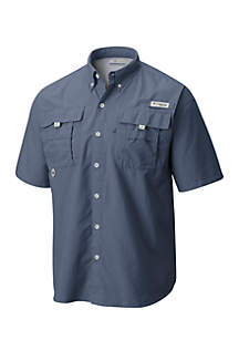 Big & Tall PFG Bahama II Short Sleeve Shirt