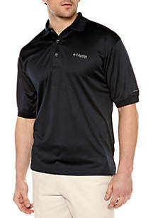Big & Tall Short Sleeve Perfect Cast Polo Shirt