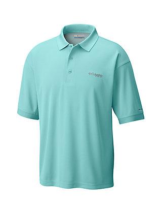 Big & Tall Short Sleeve Perfect Cast Polo Shirt