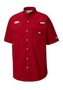 Short Sleeve Alabama Crimson Tide Bonehead Shirt