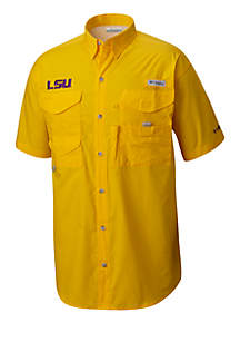 Columbia Short Sleeve Collegiate Bonehead Shirt