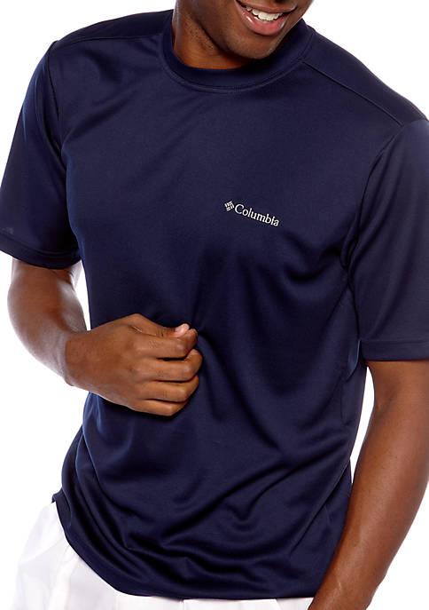 Columbia Meeker Peak Short Sleeve Crew Neck Shirt